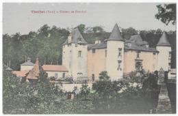 Teillet Chateau De Grandval - France