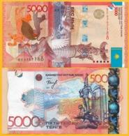 Kazakhstan 5000 Tenge P-38b 2011 UNC Banknote - Kazakhstán