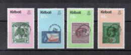 KIRIBATI - 1979 - Centenario Della Morte Di Rowland Hill - 4 Valori . Nuovi .- Linguellati - (FDC16835) - Rowland Hill