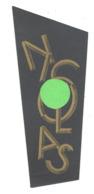 "Marque-pages Publicitaire - Alcool, Vin ""NICOLAS ""  (B260) - Marque-Pages"