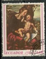 Equateur - Ecuador 1967 Y&T N°780 - Michel N°1338 (o) - 50c Congrès Eucharistique - Equateur