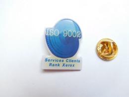 Beau Pin's , Informatique , Service Clients Rank Xerox - Informatique
