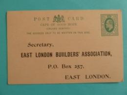 Post Card Cape Of Good Hope - Gewerkschaften