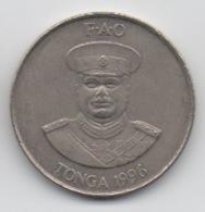 Tonga : 20 Seniti FAO 1996 - Tonga