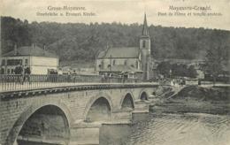 MOYEUVRE GRANDE - Pont De L'orne Et Temple Protestant. - France