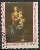 Equateur - Ecuador Poste Aérienne 1967 Y&T N°PA486 - Michel N°1350 (o) - 3s Congrès Eucharistique - Equateur