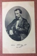 RARE Tsarist Russia SHERER Postcard 1902 Ivan NIKITIN Russian Poet. VORONEZH Reading Room And Bookstore - Escritores