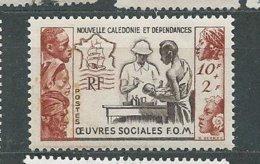 NOUVELLE-CALEDONIE  N° 278  **  TB  4 - Nouvelle-Calédonie