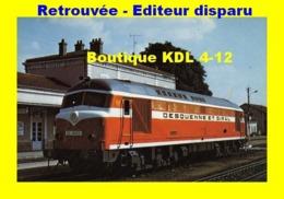 Rail Magazine 020 - Loco Belphégor BB 80001 En Gare De CRAVANT - Yonne - SNCF - France