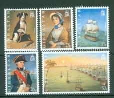 Gibraltar: 1998   Bicentenary Of Battle Of Nile  MNH - Gibilterra
