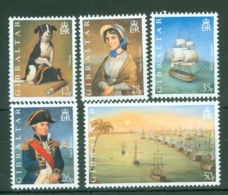 Gibraltar: 1998   Bicentenary Of Battle Of Nile  MNH - Gibraltar