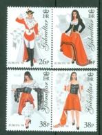 Gibraltar: 1998   Europa - Festivals. National Day  MNH - Gibilterra