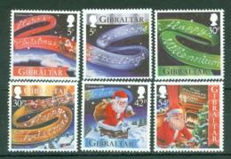 Gibraltar: 1999   Christmas   MNH - Gibraltar
