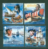 Gibraltar: 1999   Maritime Heritage    MNH - Gibilterra