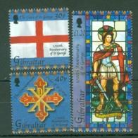 Gibraltar: 2003   1700th Death Anniv Of St George  MNH - Gibilterra