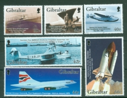 Gibraltar: 2003   Centenary Of Powered Flight  MNH - Gibilterra