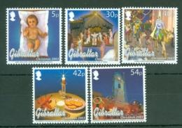 Gibraltar: 2003   Christmas  MNH - Gibilterra