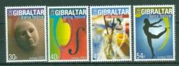 Gibraltar: 2003   Europa - Postal Art  MNH - Gibilterra