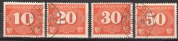 Generalgouvernement Zustellungsmarken 1/4 O - 1939-44: 2de Wereldoorlog