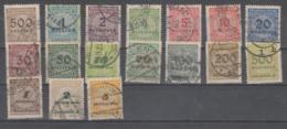 Reich  Michel #  313 - 30 - Deutschland