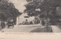 G. STINAUER 's  Gasthaus , Sommerein , Kaisersteinbruch , Bruckneudorf , Bruck An Der Leitha - Bruck An Der Leitha