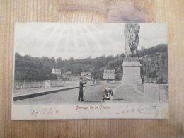Gileppe 1904 - Gileppe (Barrage)