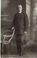 Studiofoto - Mann Im Anzug Ca 1930 Unbekannt - Fotografie