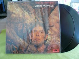 John Mayall X2 33t Vinyle Back To The Roots - Collectors