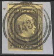 Preußen 4 O Briefstück NSt. 1439 - Preussen