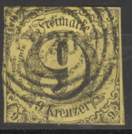 Thurn Und Taxis 10 O NSt. 220 - Thurn And Taxis