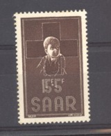 Sarre  :  Yv  330  ** - 1947-56 Occupation Alliée