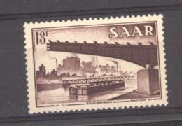 Sarre  :  Yv  338  ** - 1947-56 Occupation Alliée
