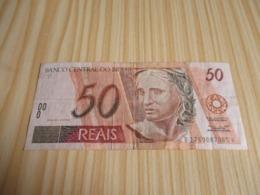 Brésil.Billet 50 Réais. - Brésil