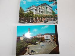 B734  8 Cartoline Montecatini Per Lo Piu Viagggiate Presenza Alcune Pieghe - Italia