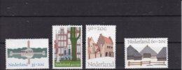 Nederland/Netherlands/Pays Bas/Niederlande 1975 Mi: 1048-1051 Nvph: 1068-1071 MNH* - Periodo 1949 - 1980 (Giuliana)
