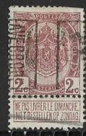 Averbode 1910  Nr. 1516B - Precancels