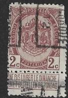 Averbode 1912  Nr. 1933B - Precancels