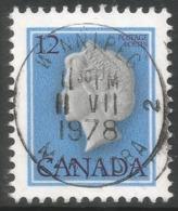 Canada. 1977 Definitives. 12c Used. SG 867 - Gebraucht