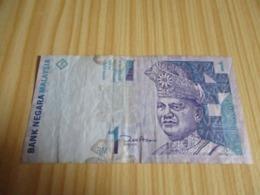 Malaysie.Billet 1 Ringgit. - Malaysia