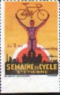 Erinophilie, Vignette : Semaine Du Cycle Saint-Etienne - Sports