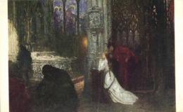 L BALESTRIERI  Faust RV - Peintures & Tableaux