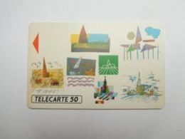 Télécarte Privée , 50U , Groupama  , Sans Puce , Visuel De La En438 - Francia
