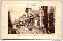 76 LE HAVRE --- Notre Dame De La Rue De Paris - Unclassified