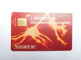Télécarte Privée , 50U , L'Astrocyte , En77 - Francia