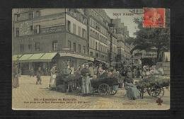 75 - PARIS - 19è Et 20è - Carrefour De Belleville - Vue Prise De La Rue Pierre-Nys - TOUT PARIS - Distretto: 19