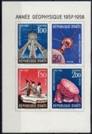 Haiti 1958.  International Geophysical Year. Space. Fauna.   MNH - Amérique Du Nord
