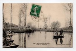 - CPA SIECQ (79) - La Sèvre (avec Personnages) - Collection Galeries Parisiennes 113 - - Sonstige Gemeinden