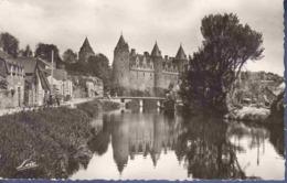 56 JOSSELIN L'Oust Et Le Château - Josselin