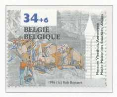D - [153640]TB//**/Mnh-[2626] Belgique 1996, Musée 'la Maison Des Bouchers' à Anvers-Antwerpen, Du Bloc 71, SNC - Museums