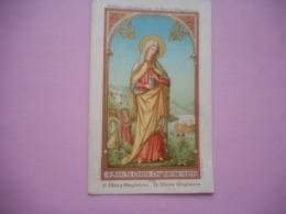 DEVOTIE-SANTA MARIA MAGDALENA - Religione & Esoterismo
